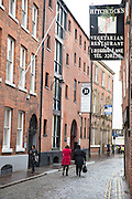 12 January 2017: Hull Museums Quarter. High Street.<br /> Picture: Sean Spencer/Hull News & Pictures Ltd<br /> 01482 210267/07976 433960<br /> www.hullnews.co.uk         sean@hullnews.co.uk
