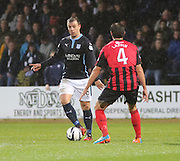 Paul McGowan -  Dundee v St Johnstone, SPFL Premiership at Dens Park<br /> <br />  - &copy; David Young - www.davidyoungphoto.co.uk - email: davidyoungphoto@gmail.com
