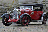 31/10/12 - ENNEZAT - PUY DE DOME - FRANCE - Essais LAGONDA Continental Speed Low de 1932 - Photo Jerome CHABANNE
