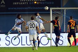 """Foto Filippo Rubin<br /> 04/04/2017 Ferrara (Italia)<br /> Sport Calcio<br /> Spal vs Novara - Campionato di calcio Serie B ConTe.it 2016/2017 - Stadio """"Paolo Mazza""""<br /> Nella foto: SERGIO FLOCCARI<br /> <br /> Photo Filippo Rubin<br /> Apirl 04, 2017 Ferrara (Italy)<br /> Sport Soccer<br /> Spal vs Novara - Italian Football Championship League B ConTe.it 2016/2017 - """"Paolo Mazza"""" Stadium <br /> In the pic: SERGIO FLOCCARI"""