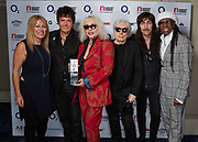 Blondie, Nile Rodgers and sponsor