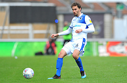 Edward Upson of Bristol Rovers in action -Mandatory by-line: Nizaam Jones/JMP- 16/03/2019 - FOOTBALL - Memorial Stadium - Bristol, England - Bristol Rovers v Charlton Athletic - Sky Bet League One