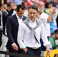 Fussball  1. Bundesliga  Saison 2018/2019  2. Spieltag  VfB Stuttgart - FC Bayern Muenchen         01.09.2018 Trainer Niko Kovac (FC Bayern Muenchen)  DFL regulations prohibit any use of photographs as image sequences and/or quasi-video.