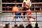 IBF World Welterweight Title at the Motorpoint Arena, Sheffield, United Kingdom on 28 March 2015. Photo by Glenn Ashley.