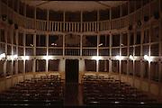 Sabara_MG, Brasil, ..Imagem no interior do Teatro Municipal de Sabara...The image inside in Municipal Theater of Sabara...Foto: LEO DRUMOND / NITRO