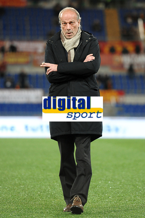 Walter Sabatini Roma <br /> Roma 04-03-2016 Stadio Olimpico, Football Calcio Serie A 2015/2016 AS Roma - Fiorentina.  Foto Andrea Staccioli / Insidefoto