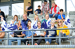 Supporters - Mandatory by-line: Paul Knight/JMP - 02/09/2018 - RUGBY - Shaftsbury Park - Bristol, England - Bristol Bears Women v Dragons Women - Pre-season friendly