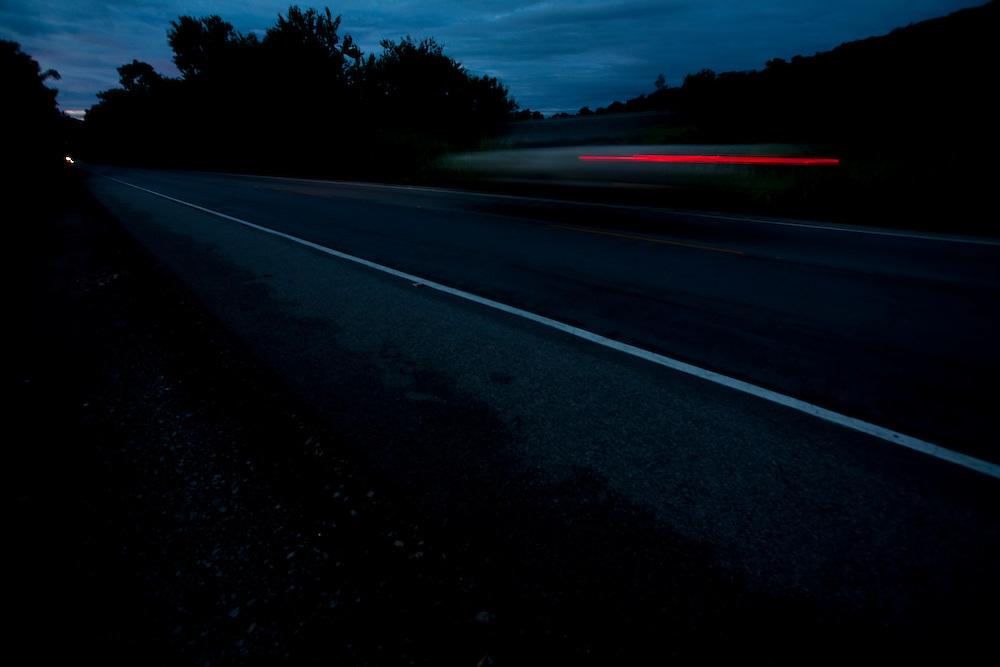 Sao Roque de Minas_MG, Brasil...Parque Nacional da Serra da Canastra em Sao Roque de Minas, Minas Gerais. Na foto a rodovia na serra...Serra da Canastra National Park in Sao Roque de Minas, Minas Gerais. In this photo the highway on the mountain...Foto: JOAO MARCOS ROSA / NITRO..