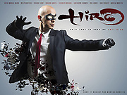 Hiro film poster Design Sambuko Création Photography Oote Boe