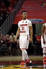 Javaka Thompson Illinois State Redbird photos