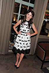 OPHELIA LOVIBOND at the Baileys Spirited Women party at Cafe Royal Hotel, Regent's Street, London on 21st March 2013.