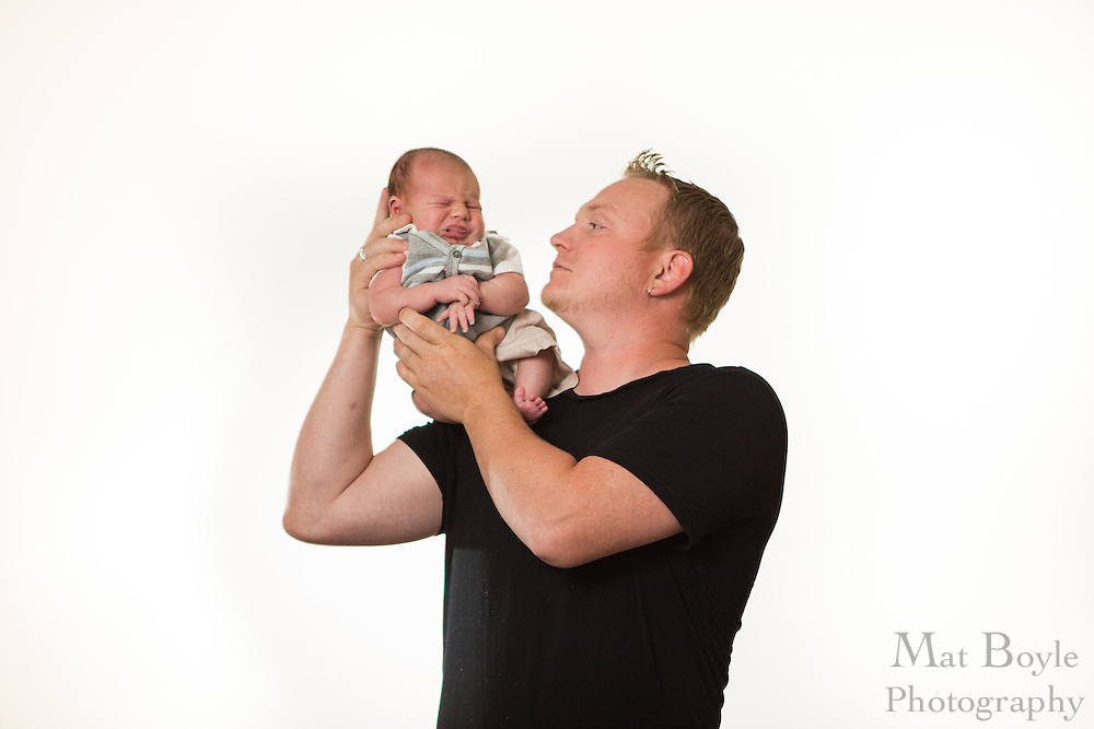 Baby Nick Photoshoot at Harold and Nicole's House in Williamstown, NJ on Saturday July 13, 2013. (photo / Mat Boyle)