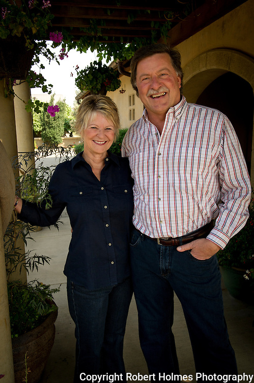 Gary & Nancy Figgins, Figgins Family Wine Estates, Walla Walla, Washington