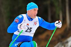 TOMASONI Giodan, ITA at the 2014 IPC Nordic Skiing World Cup Finals - Long Distance
