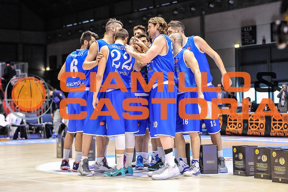 DESCRIZIONE : Final Four Coppa Italia DNB IG Cup RNB Rimini 2015 Finale BCC Agropoli - Contaldi Castaldi Montichiari<br /> GIOCATORE : Team BCC Agropoli<br /> CATEGORIA : Fair Play Before Pregame<br /> SQUADRA : BCC Agropoli<br /> EVENTO : Final Four Coppa Italia DNB IG Cup RNB Rimini 2015<br /> GARA : BCC Agropoli - Contaldi Castaldi Montichiari<br /> DATA : 08/03/2015<br /> SPORT : Pallacanestro <br /> AUTORE : Agenzia Ciamillo-Castoria/L.Canu