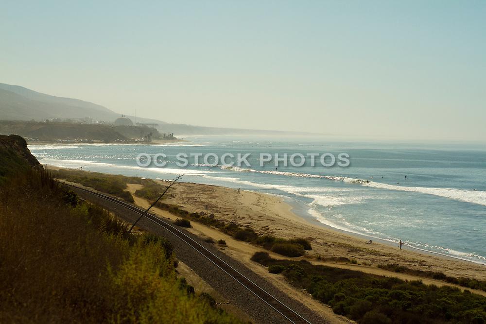 Churches Beach at San Onofre State Beach
