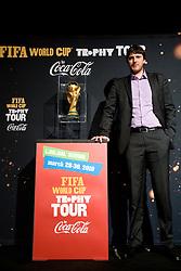 Jure Grilc of Telekom Slovenija at VIP reception of FIFA World Cup Trophy Tour by Coca-Cola, on March 29, 2010, in BTC City, Ljubljana, Slovenia.  (Photo by Vid Ponikvar / Sportida)