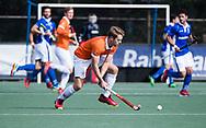 UTRECHT - Mats de Groot (Bldaal)   tijdens  de hockey hoofdklasse competitiewedstrijd heren:  Kampong-Bloemendaal (3-3),    COPYRIGHT KOEN SUYK