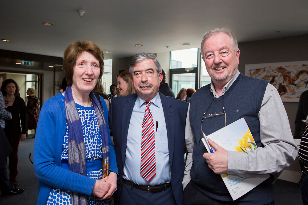 College of Psychiatrists Sping Conference 2018 <br /> April 12th &amp; 13th <br /> Sheraton Hotel Athlone<br /> Eleanor Corcoran, Micheal Creane, David Gunn