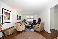 Living Room at 25 Oliver Street