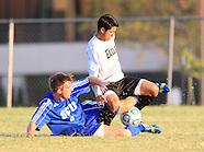 OC Men's Soccer Scrimmage - 8/24/2013