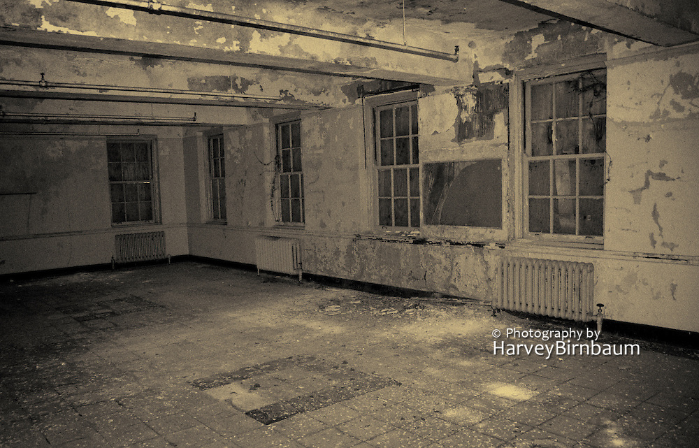 Kings Park Psychiatric Hospital Center Photography By