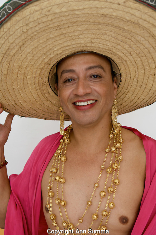 """Muxe (transgender) of San Blas, in the Isthmus of Oaxaca, Mexico consider themselves to be a """"third sex."""""""