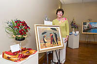 Art n Bloom Opechee Garden Club March 25, 2010