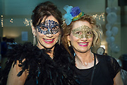 "Laura Hornaday and Mary Jane Hornaday; The Women's Center for Healing and Transformation ""An Evening of Masquerade"" fifth annual fundraising gala at the Castine Center in Mandeville, Louisiana on March 31, 2017"
