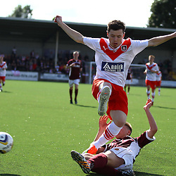 Stenhousemuir v Airdrieonians | Scottish League 1 | 9 August 2014