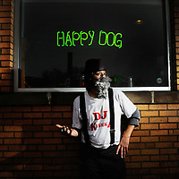 DJ Kishka, April 25, @the Happy Dog in Cleveland.
