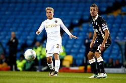 Samu Saiz of Leeds United passes the ball - Mandatory by-line: Robbie Stephenson/JMP - 09/08/2017 - FOOTBALL - Elland Road - Leeds, England - Leeds United v Port Vale - Carabao Cup