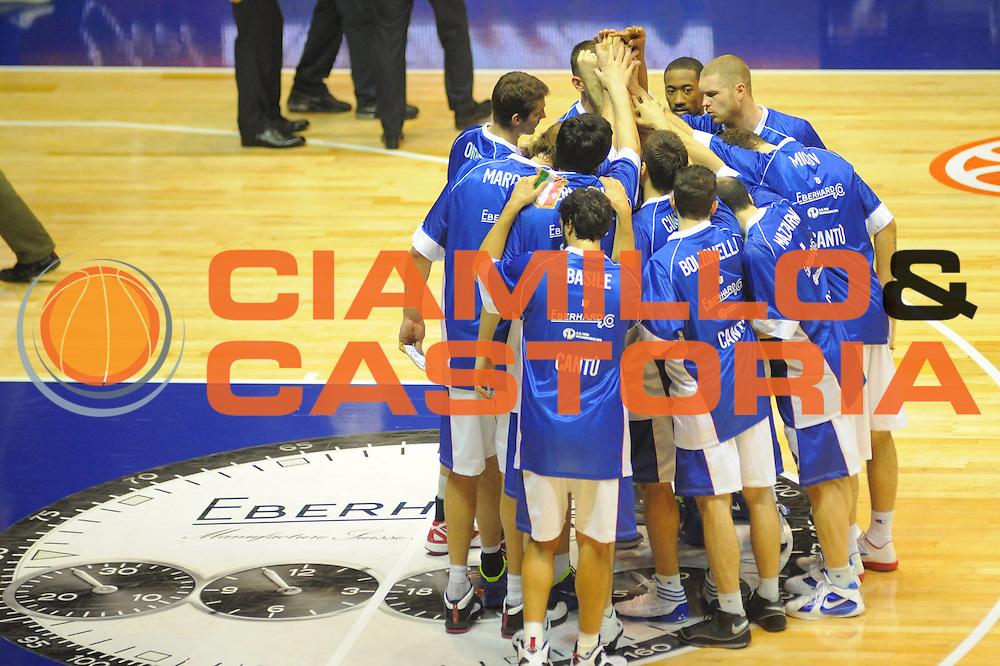 DESCRIZIONE : Desio Eurolega 2011-12 EA7 Bennet Cantu Bizkaia Bilbao Basket<br /> GIOCATORE : team<br /> CATEGORIA : team<br /> SQUADRA : Bennet Cantu<br /> EVENTO : Eurolega 2011-2012<br /> GARA : Bennet Cantu Bizkaia Bilbao Basket<br /> DATA : 03/11/2011<br /> SPORT : Pallacanestro <br /> AUTORE : Agenzia Ciamillo-Castoria/GiulioCiamillo<br /> Galleria : Eurolega 2011-2012<br /> Fotonotizia : Desio Eurolega 2011-12 Bennet Cantu Bizkaia Bilbao Basket<br /> Predefinita :