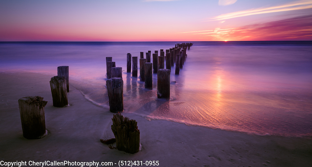 """long exposure"",""long exposure photo"",sunset, ocean, pilings,Florida,landscape,""silky water"",""Pier pilings"",""Old Naples Pier"",""Naples,Florida"""