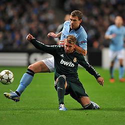 Manchester City v Real Madrid