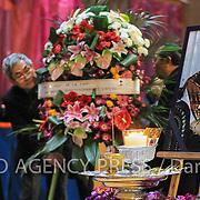 Funeral Chao Heuane Nhing