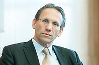18 JUN 2018, BERLIN/GERMANY:<br /> Dr. Joerg Kukies, Staatssekretaer im Bundesministerium der Finanzen, Veranstaltung Wirtschaftsforum der SPD: &quot;Finanzplatz Deutschland 2030 - Vision, Strategie, Massnahmen!&quot;, Haus der Commerzbank<br /> IMAGE: 20180618-01-139<br /> KEYWORDS: J&ouml;rg Kukies