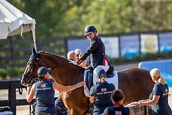 Baker Natasha, GBR, Mount St John Diva Dannebrog<br /> World Equestrian Games - Tryon 2018<br /> © Hippo Foto - Sharon Vandeput<br /> 19/09/18