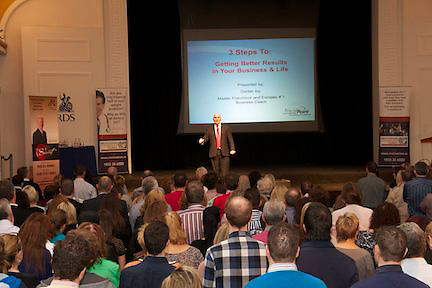 The Secret and Bob Proctor..Inspire Ireland Seminar With Bob Proctor,