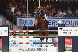 Griese, Henrik (GER) Fighting Luna<br /> Paderborn - Paderborn Challenge 2016<br /> © www.sportfotos-lafrentz.de