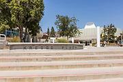 Kresge Plaza at Azusa Pacific University