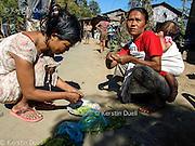 Chin refugees from Burma - Myanmar in Mizoram, Northeast India, 2006-2008