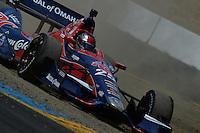 Marco Andretti, GoPro Indy Grand Prix of Sonoma, Infineon Raceway, Sonoma, CA USA 08/25/13