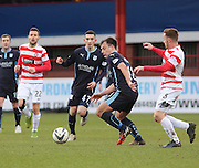 Dundee's Paul McGowan -  Dundee v Hamilton Academical, SPFL Premiership at Dens Park <br /> <br /> <br />  - &copy; David Young - www.davidyoungphoto.co.uk - email: davidyoungphoto@gmail.com
