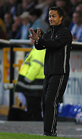 Photo: Paul Thomas.<br /> Chester City v Swindon Town. Coca Cola League 2. 01/09/2006.<br /> <br /> Dennis Wise, Swindon manager.