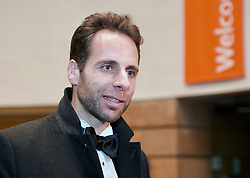 Cyclist Mark Beaumont attending a charity dinner organised by the Hunter Foundation at the National Museum of Scotland. Pic Terry Murden @edinburghelitemedia