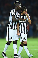 Delusione Paul Pogba , Andrea Pirlo Dejection <br /> Berlino 06-06-2015 OlympiaStadion  <br /> Juventus Barcelona - Juventus Barcellona <br /> Finale Final Champions League 2014/2015 <br /> Foto Matteo Gribaudi/Image Sport/Insidefoto