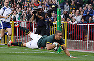 Rugby Union - South Africa v World XV in Cape Town