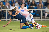 20180904 - Women's Friendly - Chile @ USA