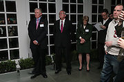 Vernon Swabeck, U.S. Ambassador Robert Tuttle and Myra Millinge, Maricopa Partnership for Arts and Culture,  Arizona Office of Tourism, and Arizona Department of Commerce<br />